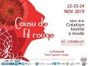 Salon Cousu de Fil Rouge à Thaon-les-Vosges