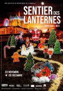 Sentier des Lanternes à Metz 57000 Metz du 23-11-2019 à 17:00 au 29-12-2019 à 20:00
