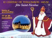 Saint-Nicolas au Château de Thillombois 55260 Thillombois du 17-11-2019 à 14:30 au 24-11-2019 à 17:30