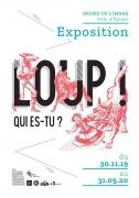 Exposition Loup ! Qui es-tu ? Musée de l'Image Épinal 88000 Epinal du 30-11-2019 à 09:45 au 20-09-2020 à 09:45