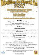 Réveillon Nouvel An à Fontoy 57650 Fontoy du 31-12-2019 à 20:00 au 01-01-2020 à 02:00