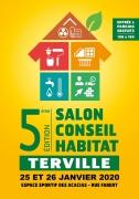 Salon Conseil Habitat de Terville 57180 Terville du 25-01-2020 à 10:00 au 26-01-2020 à 18:00