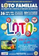 Loto Familial à Vandoeuvre-lès-Nancy 54500 Vandoeuvre-lès-Nancy du 26-01-2020 à 14:00 au 26-01-2020 à 18:00