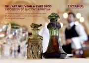 Exposition Flacons à Parfum à l'Excelsior de Nancy 54000 Nancy du 21-10-2018 à 10:00 au 09-12-2019 à 20:00