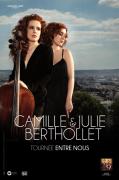 Camille et Julie Berthollet Concert Espace Chaudeau Ludres 54710 Ludres du 06-12-2019 à 20:00 au 06-12-2019 à 22:00