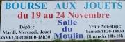 Bourse aux Jouets à Vittel 88800 Vittel du 19-11-2019 à 09:00 au 24-11-2019 à 18:30