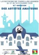 Exposition des Artistes Amateurs à Capavenir Vosges 88150 Thaon-les-Vosges du 16-11-2019 à 14:00 au 18-11-2019 à 17:00