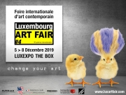 Luxembourg Art Fair Foire Internationale d'Art Contemporain