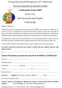 Puces des Couturières de Delme 57590 Delme du 15-03-2020 à 09:00 au 15-03-2020 à 17:00