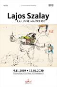 Exposition Lajos Szalay à Montigny-lès-Metz 57950 Montigny-lès-Metz du 09-11-2019 à 11:00 au 12-01-2020 à 18:00