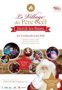Village du Père Noël à Sierck-les-Bains 57480 Sierck-les-Bains du 30-11-2019 à 10:00 au 22-12-2019 à 18:00