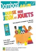 Bourses aux Jouets à Dombasle-sur-Meurthe 54110 Dombasle-sur-Meurthe du 27-11-2019 à 14:00 au 27-11-2019 à 18:00
