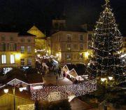 Noël à Épinal Marchés de Noël 88000 Epinal du 06-12-2019 à 14:00 au 05-01-2020 à 20:00