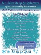 Nuit de la Saint-Sylvestre à Dompaire Anthony Pajot 88270 Dompaire du 31-12-2019 à 20:00 au 01-01-2020 à 05:00