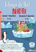 Marché de Noël d'Avioth