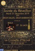 Réveillon Nouvel An à la Croisette d'Hérival  88340 Girmont-Val-d'Ajol du 31-12-2019 à 20:00 au 01-01-2020 à 19:30