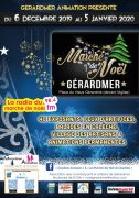 Marché de Noël de Gérardmer 88400 Gérardmer du 06-12-2019 à 15:00 au 05-01-2020 à 18:00