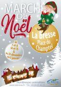 Marché de Noël La Bresse  88250 La Bresse du 07-12-2019 à 10:00 au 05-01-2020 à 13:00