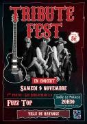 Tribute Fest Concert hommage aux ZZ Top à Hayange 57700 Hayange du 09-11-2019 à 20:00 au 09-11-2019 à 23:00