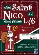 Défilé Saint-Nicolas à Hayange 57700 Hayange du 07-12-2019 à 15:00 au 07-12-2019 à 18:30