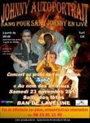 Concert Johnny Autoportrait à Ban-de-Laveline 88520 Ban-de-Laveline du 23-11-2019 à 20:30 au 23-11-2019 à 23:00