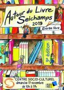 Salon Autour du Livre Seichamps 54280 Seichamps du 17-11-2019 à 10:00 au 17-11-2019 à 17:00