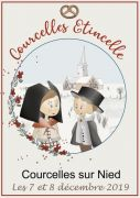 Courcelles Étincelle Noël à Courcelles-sur-Nied 57530 Courcelles-sur-Nied du 07-12-2019 à 14:00 au 08-12-2019 à 19:00