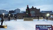Patinoire et Grande Roue à Nancy pour Noël  54000 Nancy du 22-11-2019 à 11:00 au 05-01-2020 à 23:30
