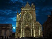 Son et Lumière Noël Cathédrale Metz Mapping Video 57000 Metz du 21-11-2019 à 19:00 au 05-01-2020 à 21:30