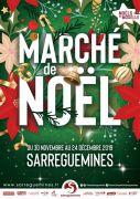 Marché de Noël de Sarreguemines