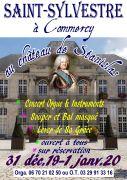 Saint-Sylvestre au Château de Commercy 55200 Commercy du 31-12-2019 à 17:00 au 01-01-2020 à 02:00