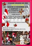 Marché de Noël de Sampigny 55300 Sampigny du 24-11-2019 à 10:00 au 24-11-2019 à 18:00