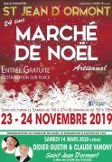 Marché de Noël de Saint-Jean-d'Ormont 88210 Saint-Jean-d'Ormont du 23-11-2019 à 16:00 au 24-11-2019 à 18:00