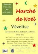 Marché de Noël à Vézelise 54330 Vézelise du 01-12-2019 à 09:30 au 01-12-2019 à 18:00