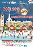 Marchés de Noël à Thionville Animations et Festivités 57100 Thionville du 23-11-2019 à 10:00 au 31-12-2019 à 18:00