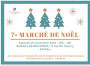 Marché de Noël les Tourmalines Epinal 88000 Epinal du 23-11-2019 à 10:00 au 23-11-2019 à 18:00