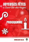 Marché et Animations de Noël Saint-Dié-des-Vosges 88100 Saint-Dié-des-Vosges du 06-12-2019 à 17:30 au 24-12-2019 à 16:00