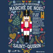 Marché de Noël de Saint-Quirin 57560 Saint-Quirin du 01-12-2019 à 10:00 au 01-12-2019 à 20:00