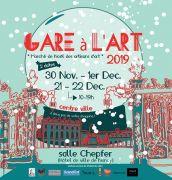Gare à l'Art à Nancy 54000 Nancy du 21-12-2019 à 10:00 au 22-12-2019 à 19:00