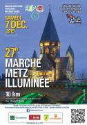 Marche Metz Illuminée  57000 Metz du 07-12-2019 à 14:00 au 07-12-2019 à 22:00