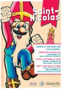 Fêtes de Saint-Nicolas à Maxéville 54320 Maxéville du 05-12-2019 à 18:00 au 14-12-2019 à 19:00