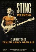 Concert Sting au Zénith de Nancy