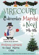 Marché de Noël à Virecourt 54290 Virecourt du 08-12-2019 à 10:00 au 08-12-2019 à 18:00