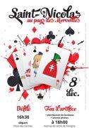Fête Saint Nicolas à Lunéville 54300 Lunéville du 08-12-2019 à 16:30 au 08-12-2019 à 19:00