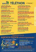 Animations Téléthon Saint-Avold 57500 Saint-Avold du 29-11-2019 à 18:00 au 08-12-2019 à 22:00