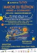 Marche Animée Gourmande Téléthon à Saint-Avold