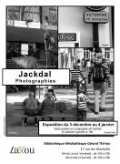 Exposition à Laxou Jackdal Photographies  54520 Laxou du 03-12-2019 à 14:00 au 04-01-2020 à 18:00