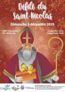 Grand Défilé de Saint-Nicolas à Longwy 54400 Longwy du 08-12-2019 à 13:30 au 08-12-2019 à 19:00