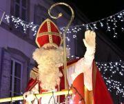 Saint Nicolas à Remiremont Défilé Saint Nicolas 88200 Remiremont du 08-12-2019 à 17:00 au 08-12-2019 à 18:30