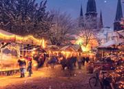 Marchés de Noël dans le Grand Est Alsace, Champagne-Ardenne, Luxembourg, Allemagne, Lorraine du 22-11-2019 à 06:00 au 05-01-2020 à 22:00